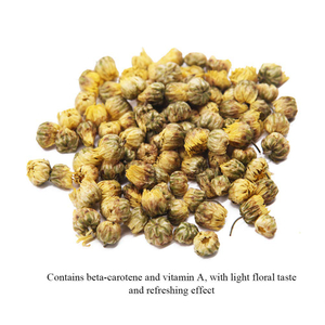 Chrysanthemum Tea, Natural Dried Flower Tea, Yellow Chrysanthemum Buds Tea 2 oz (60 g)